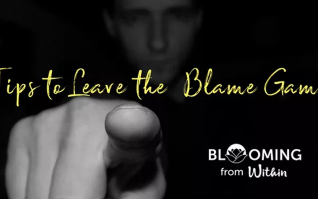 Top Questions to Ask Self To Leave The Blame Game