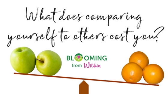 What does 'Comparison' Cost you?