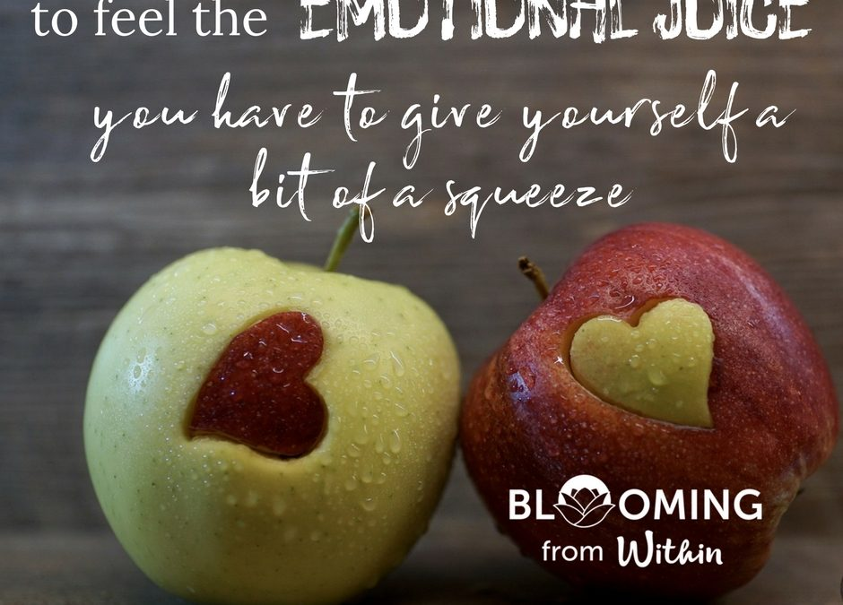 Tops Tips to Engage with your Emotional Juice!