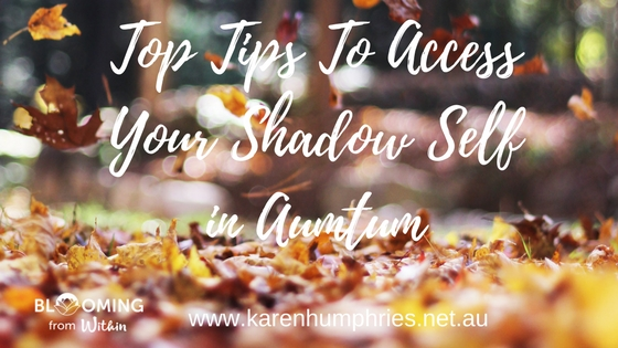 Top Tips For Accessing Our Shadow Self In Autumn