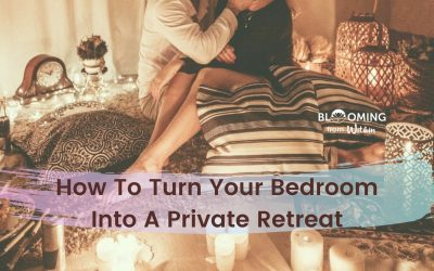 How To Turn Your Bedroom Into A Private Retreat